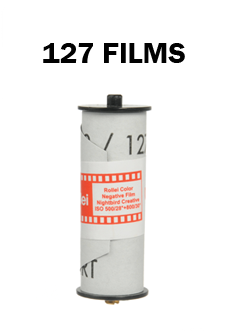 127 Film Processing Mail Order