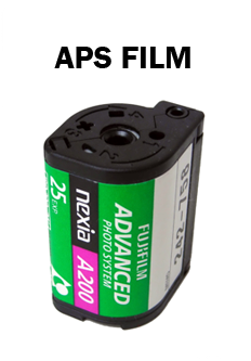 APS Nexia  Advantix Film Processing