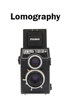 Lomography Film Processing